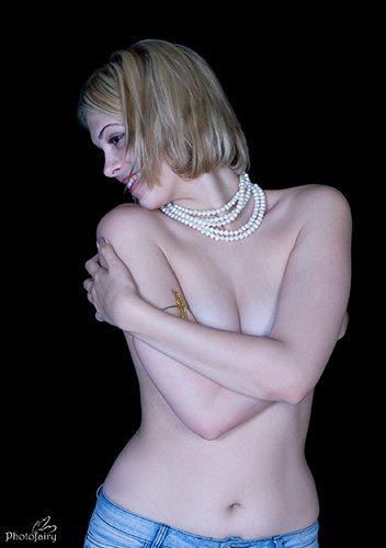צילום עירום אומנותי לנשים