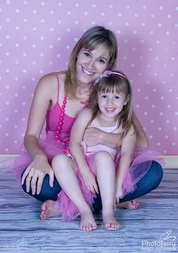 צילום מקצועי למשפחה- אמא ובת