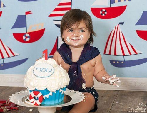 קייק סמאש הורס במיוחד עם תינוק שובב
