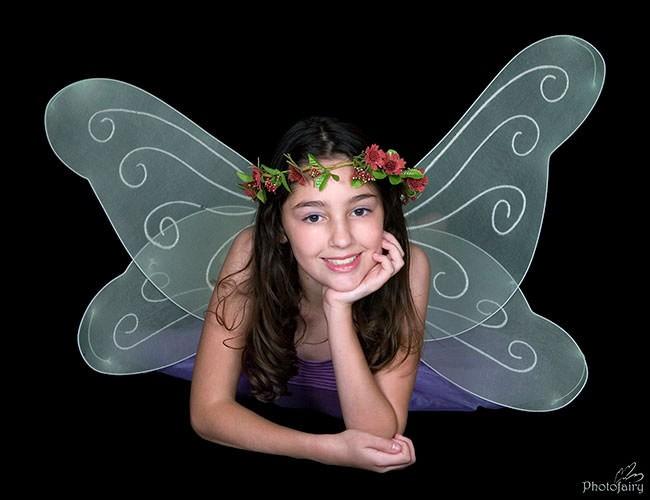 תמונה לבוק- פיה עם כנפיים