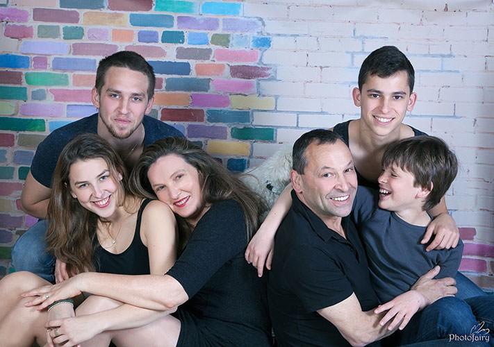 צילום משפחה מקצועי- לכבוד יום המשפחה