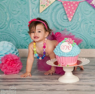 קייק סמאש-צילום יום הולדת