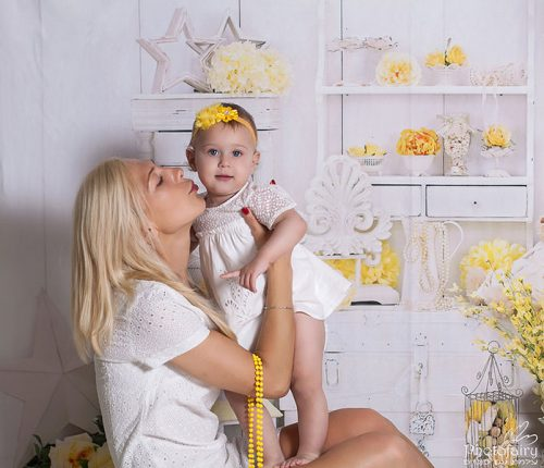 צילומי משפחה בסגנון אמריקאי ייחודי ורומנטי