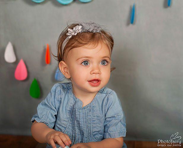 צילום תינוקות מקצועי- תקריב