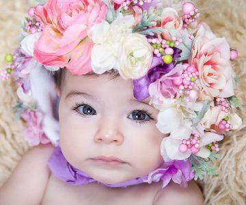 צילום תינוקות בשנה הראשונה