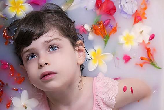 רעיונות מגניבים לצילומי ילדים ולצילום פורטרט אומנותי