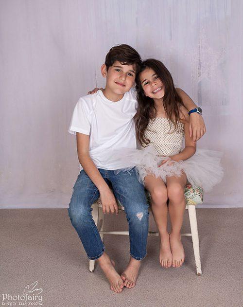 תמונות משפחה וילדים- צילום אחים