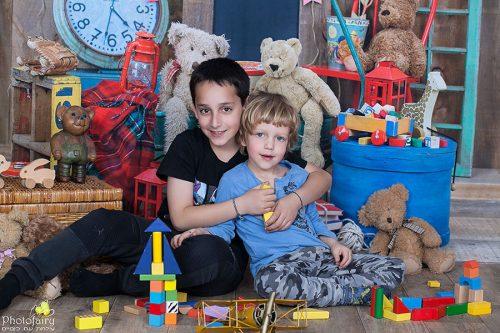 תמונות מקצועיות בסטודיו לצילומי ילדים