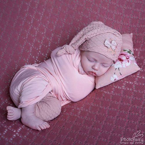 צילומי ניובורן בסטודיו וותיק ומקצועי- לתינוק שלך מגיע הכי טוב