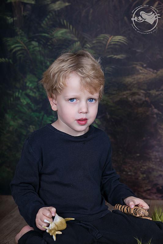 צילומי פורטרט לילדים