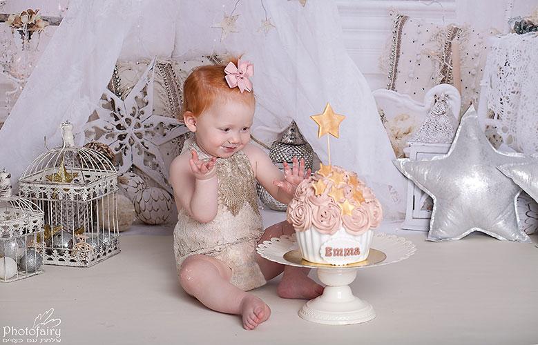 איזה כיף לאכול עוגה בסמאש קייק מהמם