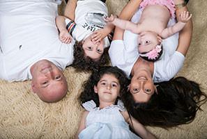 צילומי משפחה מגניבים