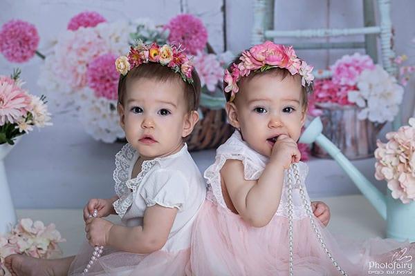 צילום תינוקות בגיל שנה