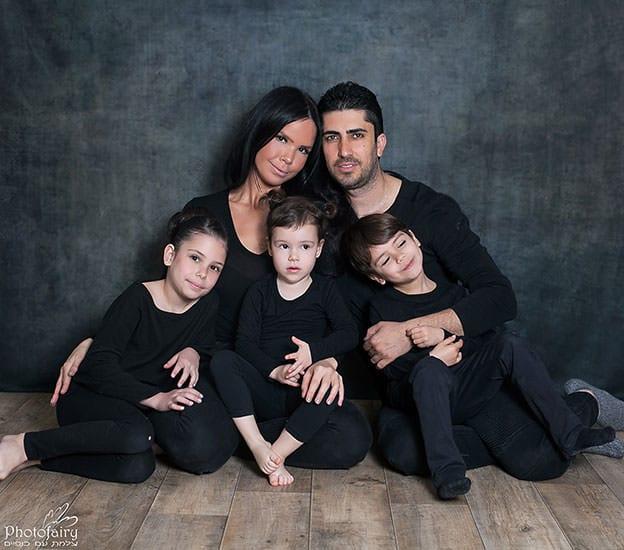 צילומי משפחה אמנותיים
