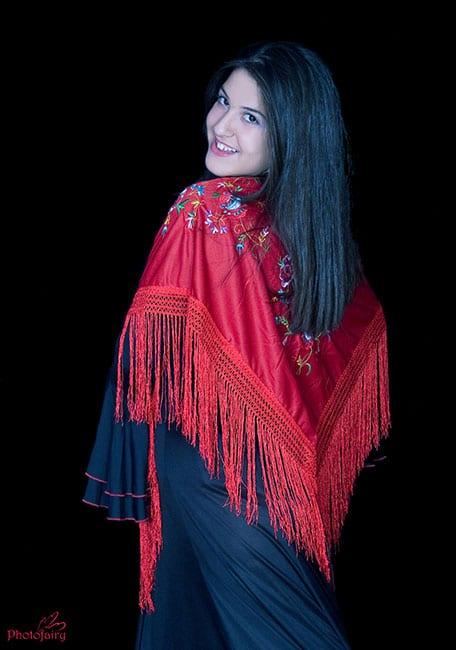 צילום בתלבושת מסורתית