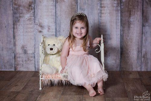 צילומי סטודיו לילדים- ילדה נסיכה